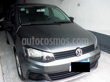 Foto venta Auto usado Volkswagen Gol Trend - (2019) color Gris precio $379.900