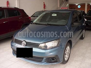 Foto venta Auto usado Volkswagen Gol Trend - (2017) color Azul precio $399.900
