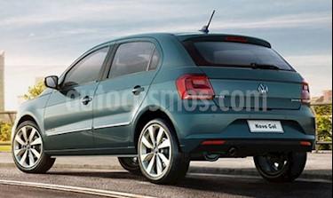 Foto venta Auto usado Volkswagen Gol Trend - (2018) color Celeste precio $480.000