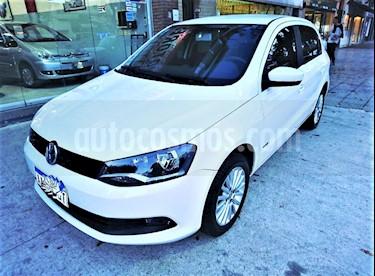 Foto venta Auto usado Volkswagen Gol Trend - (2016) color Blanco precio $359.000