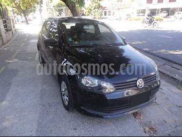 Volkswagen Gol Trend - usado (2014) color Negro precio $245.000