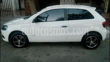 Foto Volkswagen Gol Trend 3P Pack I usado (2014) color Blanco precio $210.000