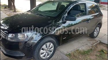 Foto venta Auto usado Volkswagen Gol Trend 3P Pack I (2013) color Negro precio $200.000