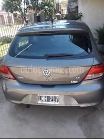 Volkswagen Gol Trend 3P Pack I usado (2012) color Gris Spectrus precio $220.000