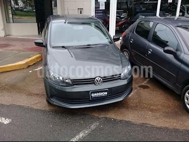 Foto venta Auto Usado Volkswagen Gol Trend 3P Pack II Plus (2013) color Gris Cuarzo