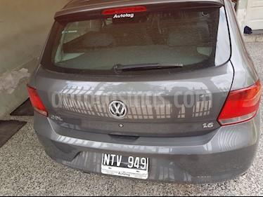 Foto Volkswagen Gol Trend 3P Pack III usado (2014) color Gris Spectrus precio $170.000