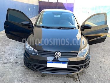foto Volkswagen Gol Trend 3P Trendline usado (2017) color Negro precio $315.000