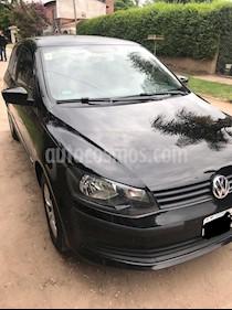 Foto venta Auto usado Volkswagen Gol Trend 3P Trendline (2015) color Negro precio $287.000