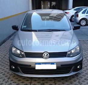 Foto venta Auto usado Volkswagen Gol Trend 3P Trendline (2016) color Gris precio $420.000