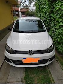 Volkswagen Gol Trend 3P Trendline usado (2017) color Blanco Cristal precio $455.000