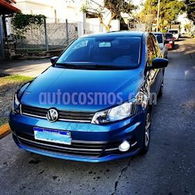 Volkswagen Gol Trend 3P Trendline usado (2016) color Azul precio u$s6.499