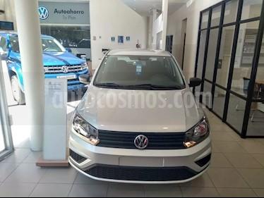 Foto venta Auto usado Volkswagen Gol Trend 5P Comfortline (2019) color Gris Platino precio $629.000