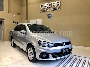 Foto venta Auto usado Volkswagen Gol Trend 5P Comfortline (2017) color Plata precio $479.000
