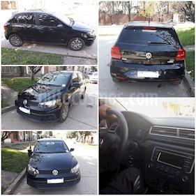 Foto venta Auto usado Volkswagen Gol Trend 5P Comfortline (2016) color Negro precio $300.000