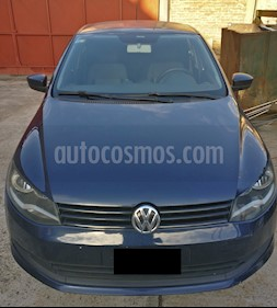 Foto venta Auto usado Volkswagen Gol Trend 5P Highline I-Motion (2015) color Azul precio $340.000