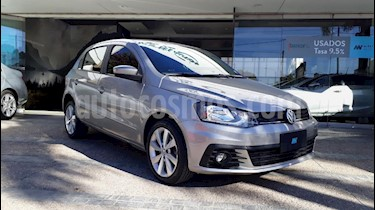 Foto venta Auto usado Volkswagen Gol Trend 5P Highline (2017) color Gris Claro precio $399.000
