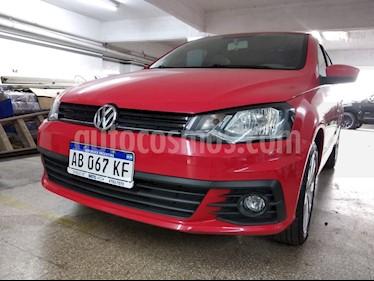Foto venta Auto usado Volkswagen Gol Trend 5P Highline (2017) color Rojo precio $439.000