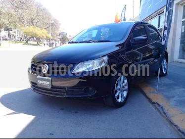 foto Volkswagen Gol Trend 5P Pack I Plus I-Motion usado (2011) color Negro
