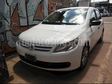 Foto venta Auto usado Volkswagen Gol Trend 5P Pack I Plus (2010) color Blanco precio $197.000