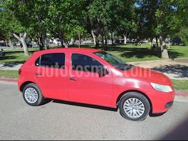 Foto venta Auto Usado Volkswagen Gol Trend 5P Pack I Plus (2010) color Rojo Flash precio $155.000