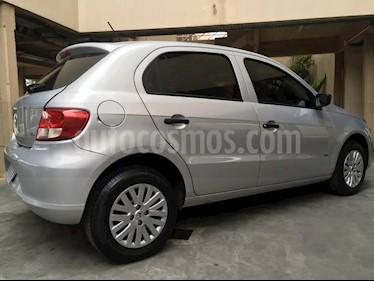 Foto venta Auto usado Volkswagen Gol Trend 5P Pack I Plus (2008) color Gris precio $98.000