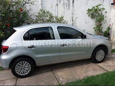 Foto Volkswagen Gol Trend 5P Pack I Plus usado (2011) color Gris precio $195.000