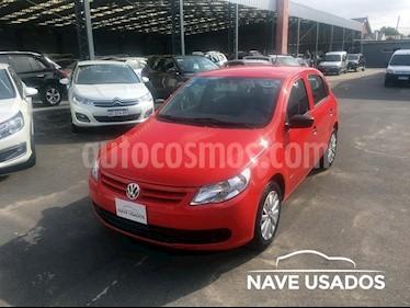 Foto venta Auto Usado Volkswagen Gol Trend 5P Pack I (2012) color Rojo precio $220.000