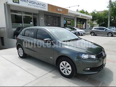 Foto venta Auto usado Volkswagen Gol Trend 5P Pack I (2014) color Gris Oscuro precio $289.000