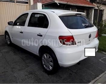 Foto venta Auto usado Volkswagen Gol Trend 5P Pack I (2012) color Blanco Cristal precio $105.000