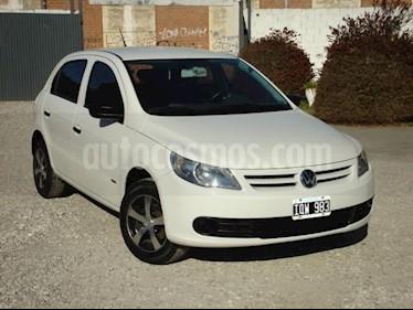 Foto venta Auto usado Volkswagen Gol Trend 5P Pack I (2010) color Blanco precio $150.000