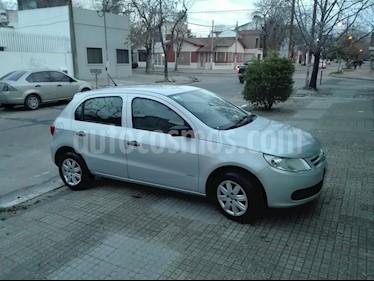 Foto venta Auto usado Volkswagen Gol Trend 5P Pack I (2011) color Gris precio $250.000