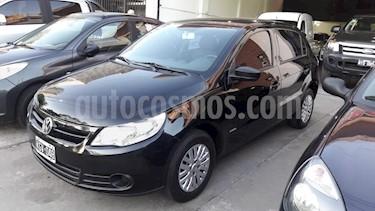 Foto venta Auto Usado Volkswagen Gol Trend 5P Pack I (2011) color Negro