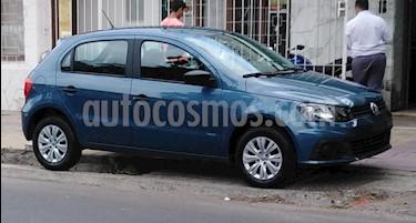 Foto venta Auto usado Volkswagen Gol Trend 5P Pack I (2018) color Azul precio $399.997