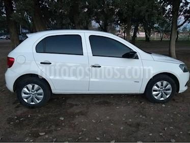 Volkswagen Gol Trend 5P Pack I usado (2013) color Blanco precio $310.000