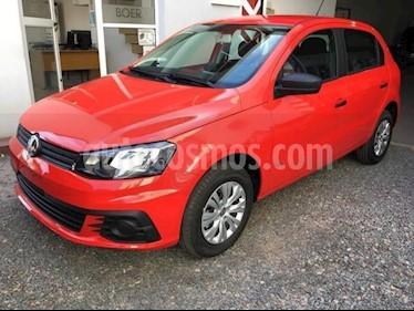 Foto Volkswagen Gol Trend 5P Pack II usado (2014) color Rojo precio $240.000