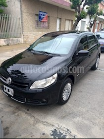 Foto venta Auto Usado Volkswagen Gol Trend 5P Pack II (2012) color Negro precio $170.000