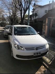 Foto Volkswagen Gol Trend 5P Pack II usado (2012) color Blanco precio $320.000