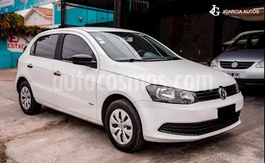 Foto venta Auto usado Volkswagen Gol Trend 5P Pack II (2013) color Blanco precio $339.000