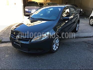 Foto venta Auto usado Volkswagen Gol Trend 5P Pack III I-Motion (2010) color Gris precio $260.000
