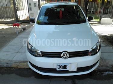Volkswagen Gol Trend 5P Pack III usado (2013) color Blanco Cristal precio $390.000