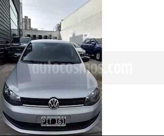 Foto venta Auto usado Volkswagen Gol Trend 5P Sportline (2015) color Gris Cuarzo precio $319.000