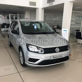 Foto venta Auto usado Volkswagen Gol Trend 5P Trendline (2019) color Gris Oscuro precio $489.000