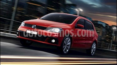 Foto venta Auto usado Volkswagen Gol Trend 5P Trendline (2019) precio $416.160