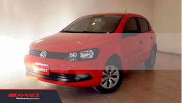 Foto venta Auto usado Volkswagen Gol Trend 5P Trendline (2016) color Rojo precio $399.000