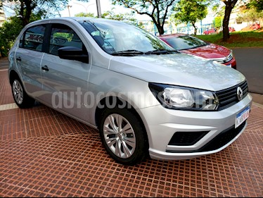 Foto Volkswagen Gol Trend 5P Trendline usado (2019) color Gris precio $729.990