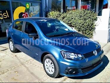 Foto venta Auto Usado Volkswagen Gol Trend 5P Trendline (2018) color Azul precio $395.000