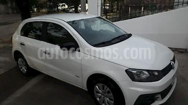 Foto venta Auto usado Volkswagen Gol Trend 5P Trendline (2018) color Blanco precio $380.000