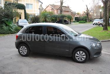 Volkswagen Gol Trend 5P Trendline usado (2013) color Gris precio $250.000