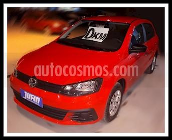 Foto venta Auto usado Volkswagen Gol Trend 5P Trendline (2019) color Rojo precio $579.000