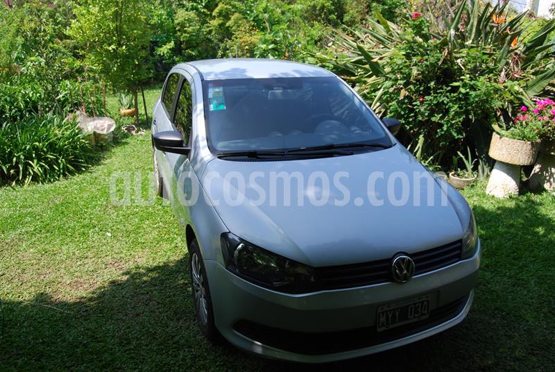 Volkswagen Gol Trend 5P Pack II usado (2013) color Gris precio $625.000
